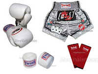 Twins Muay Thai Boxing Gloves8