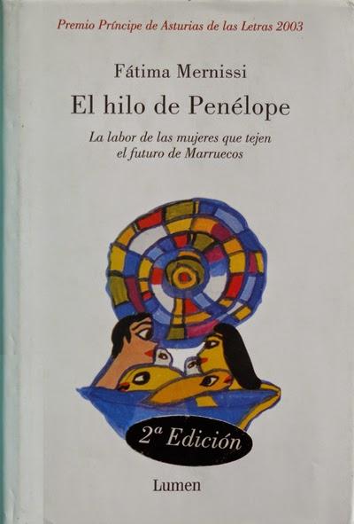 El hilo de Penélope Fátima Mernissi