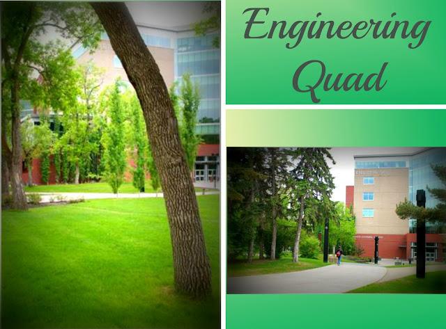 Engineering QUAD Grad Photos