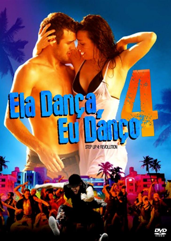 Ela Dança Eu Danço 4 (Dublado) DVDRip RMVB