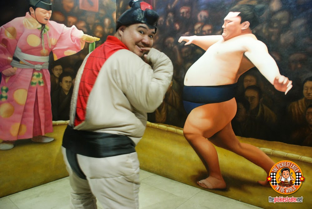wrestler thong