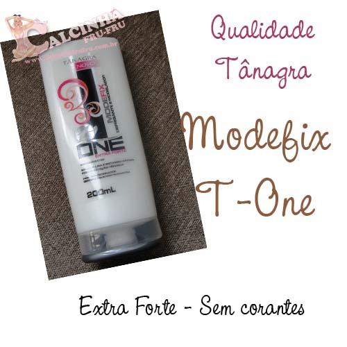 Modefix - Defrizante/Modelador - Tânagra