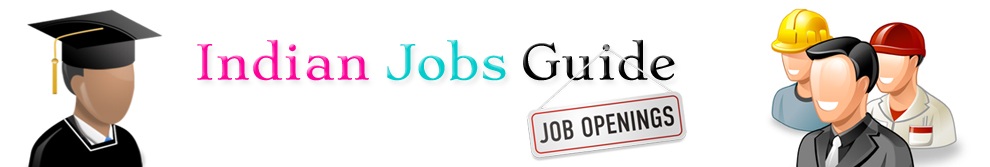 Indian Jobs Guide - Latest Jobs for Fresher & Professionals