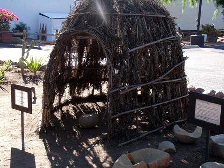 kumeyaay hut