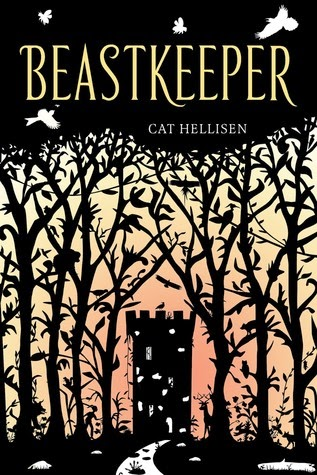 Beastkeeper Cat Hellisen book cover