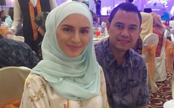 Romie, suami Hanez Suraya tidak benarkan bekas isteri jumpa anak