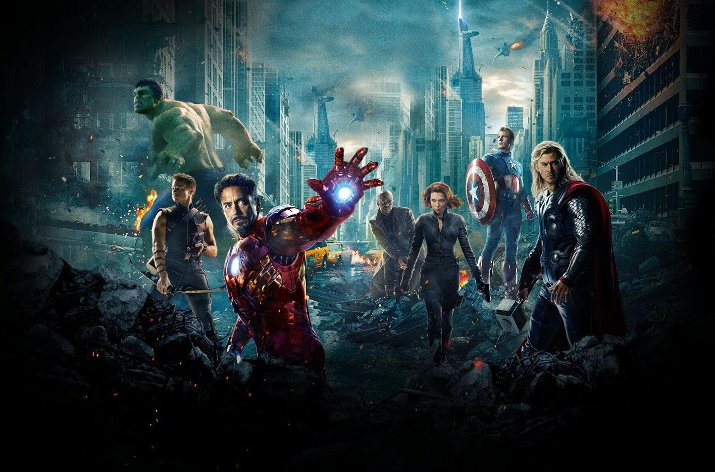 the avengers is the culmination of marvel s five year