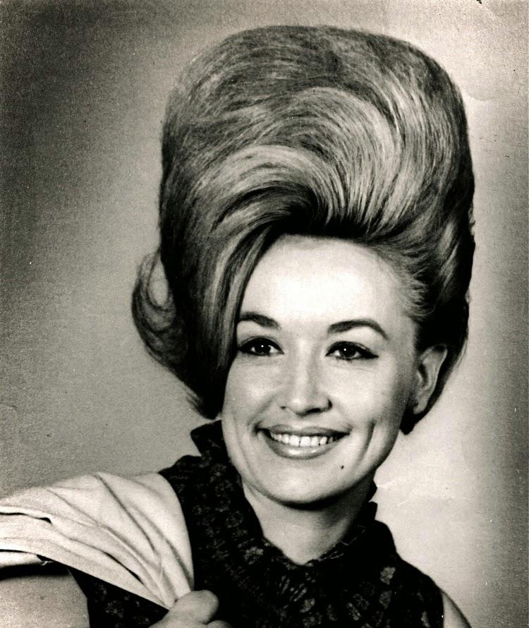 1960\'s Hair-Inspiration - A Vintage Nerd