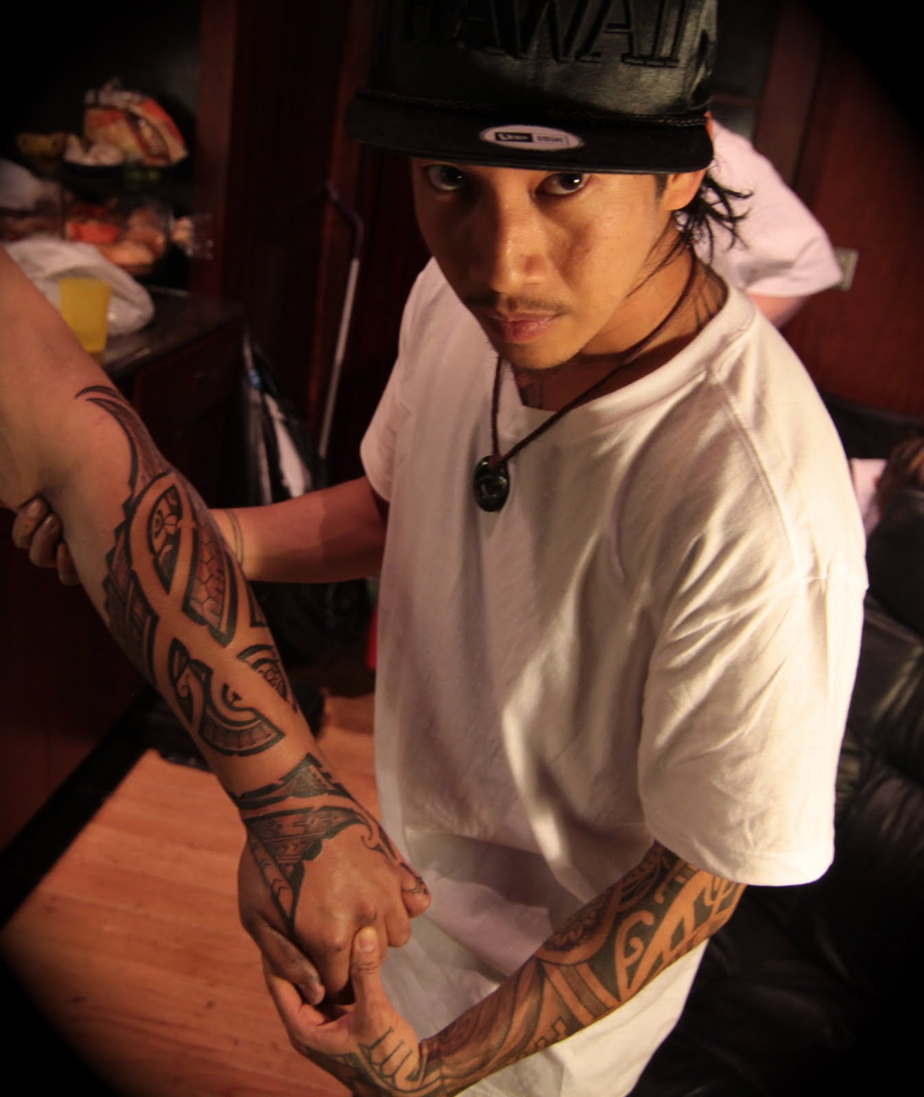 aloe12: Tattooing J BOOGS