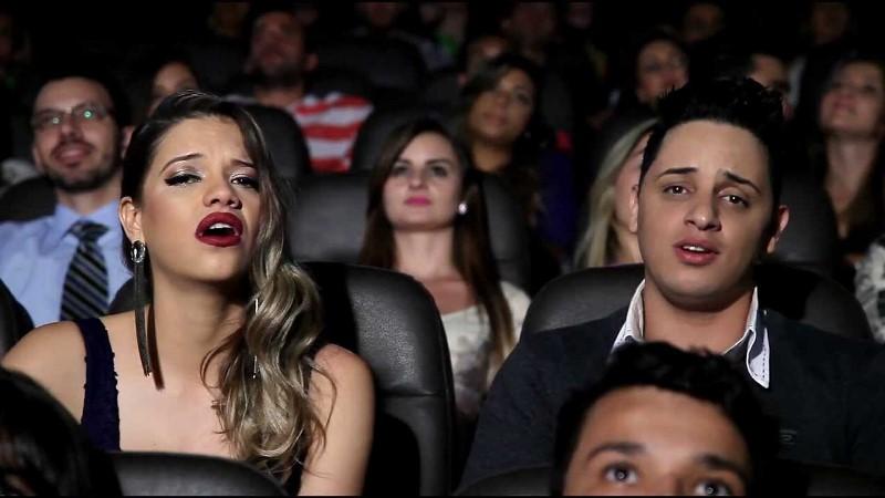 Camila e Thiago - Por trás de um grande amor  Part. Cristiano Araújo