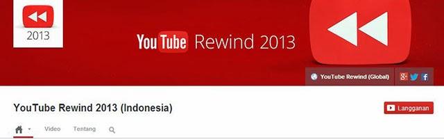 Video YouTube Terpopuler di Indonesia tahun 2013