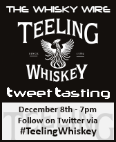 Teeling Whiskey Tweet Tasting II