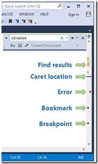 Enhanced Scrollbar