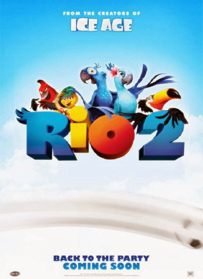 Rio 2 poster,wallpapers,photos,images,download free