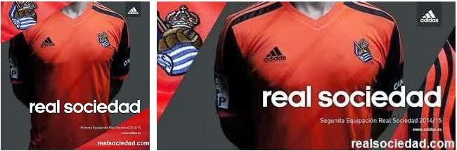 Jersey Real Sociedad Terbaru