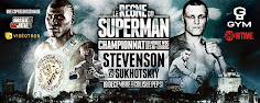 "The Superman Says: ""I'm going to win by knockout, a short night on Showtime."""