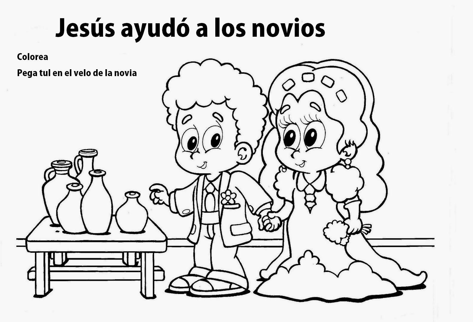 Lección sobre las bodas de Caná