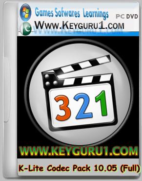 latest download k lite codec pack full offline installer for windows keyguru. Black Bedroom Furniture Sets. Home Design Ideas