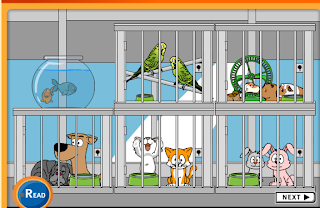 http://learnenglishkids.britishcouncil.org/en/short-stories/the-animal-shelter