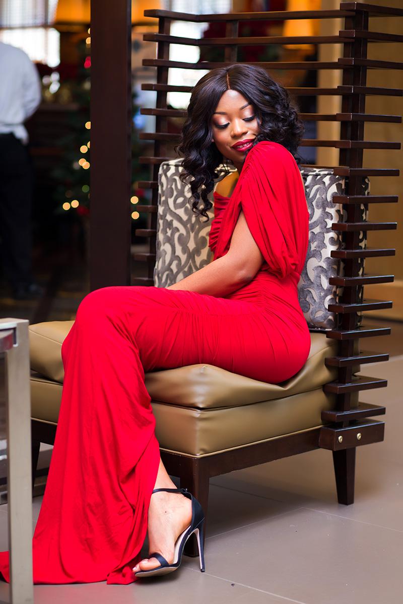 aqaq drazma red dress, www.jadore-fashion.com