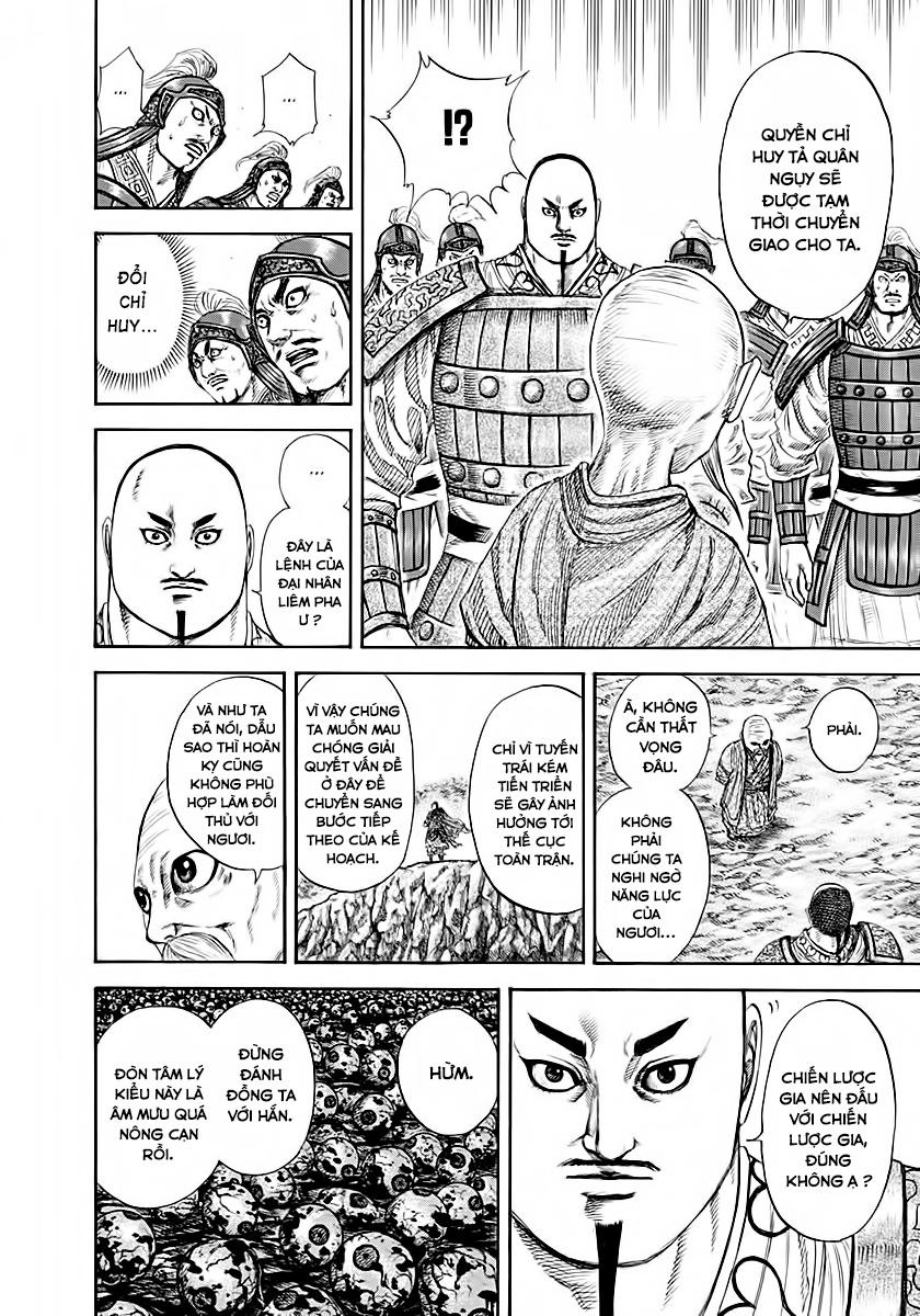 Kingdom - Vương Giả Thiên Hạ Chapter 212 page 8 - IZTruyenTranh.com