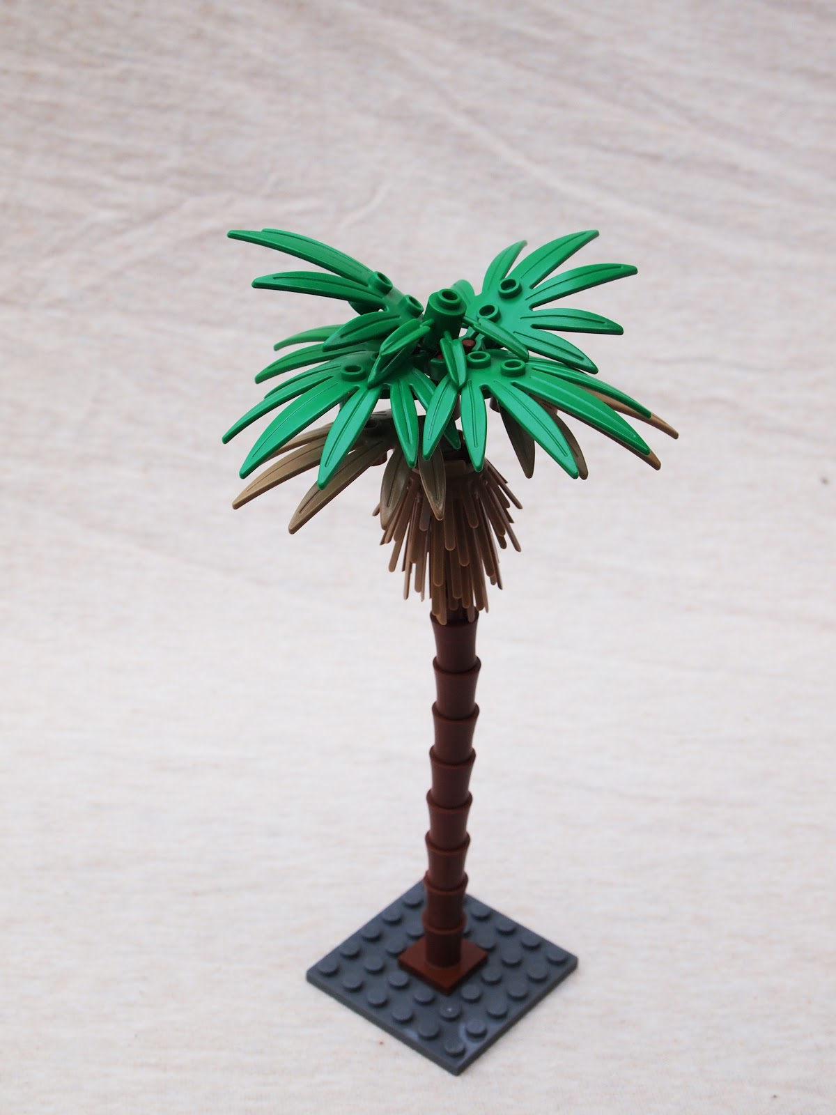 Ibrick Palm Tree Tutorial