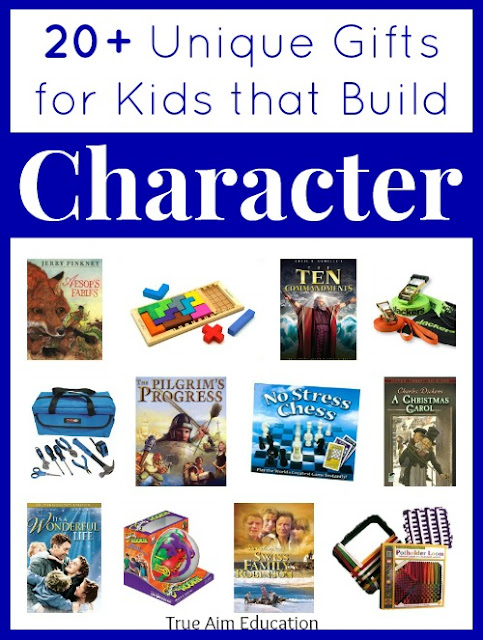 http://www.trueaimeducation.com/2013/11/values-for-children-character-building-gift-guide.html