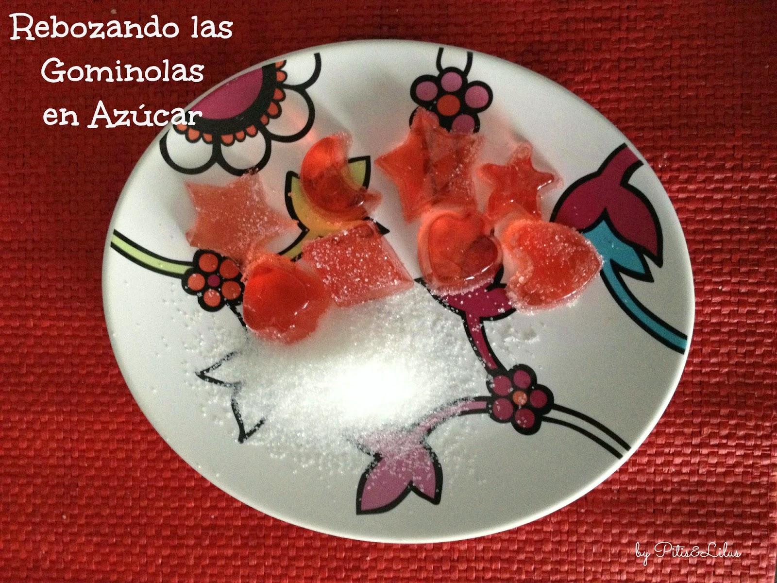 Receta gominolas caseras by Pitis&Lilus
