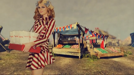 Reed + Radar 'Brave New World' Circus Film for V Magazine