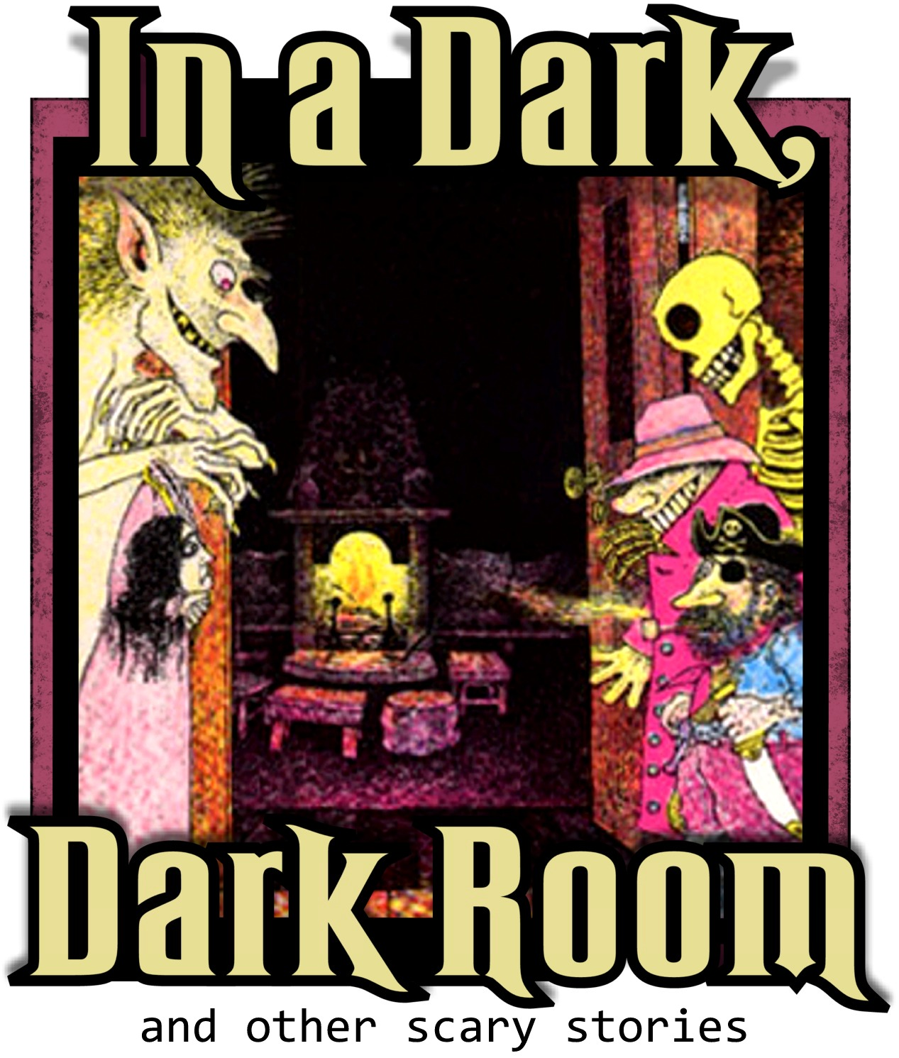The Holidaze: In a Dark, Dark Room