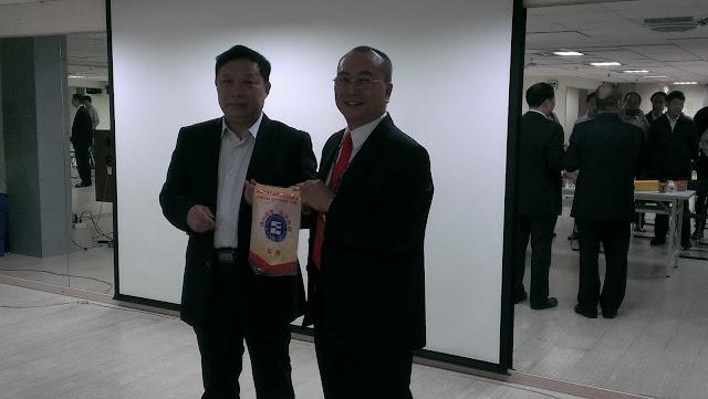 河南省經貿參訪團