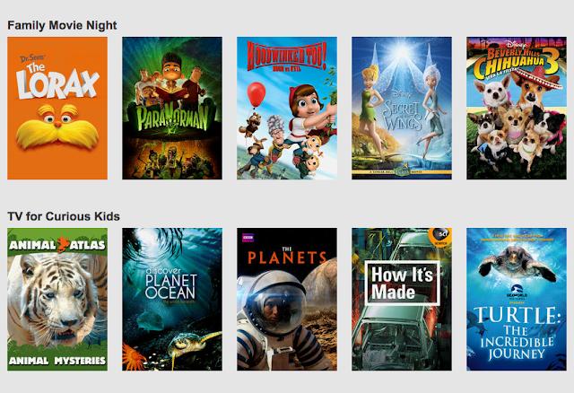 Netflix Movie Favorites