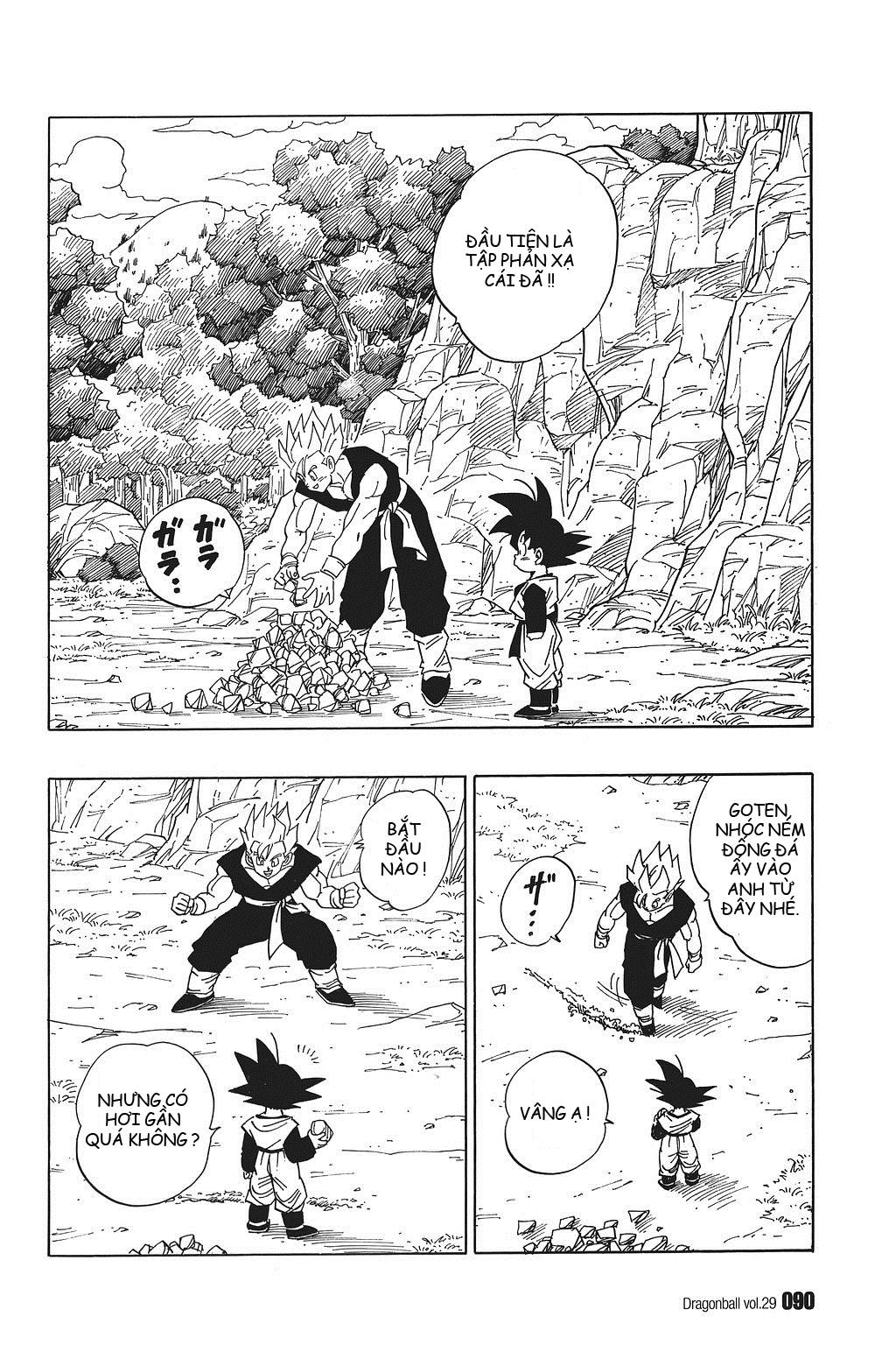 xem truyen moi - Dragon Ball Bản Vip - Bản Đẹp Nguyên Gốc Chap 427