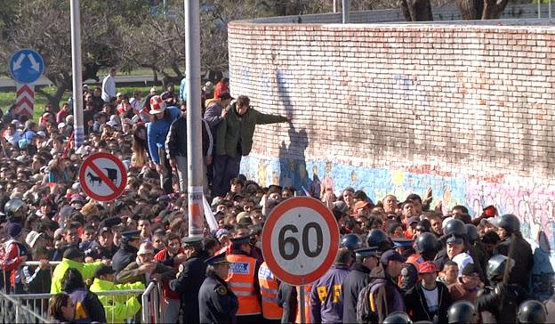 Operativo Policial, Operativo de Seguridad, River, River Plate, Torneo Final, 2014,