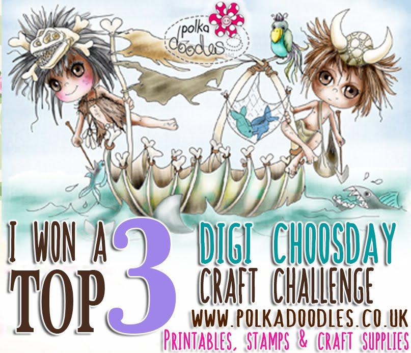 Top 3 at Digi Choosday, Week #16