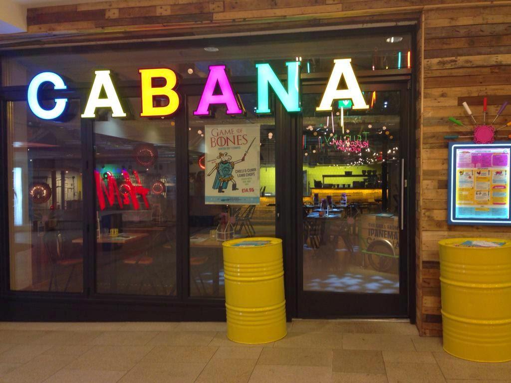 Leeds Trinity Cabana Brasilia Restaurant