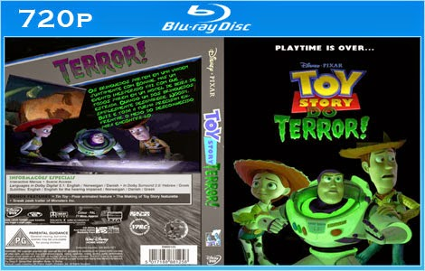 Baixar Toy Story de Terror 2014 Bluray 720p Dublado
