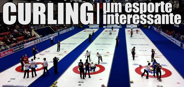 Curling - Um esporte interessante