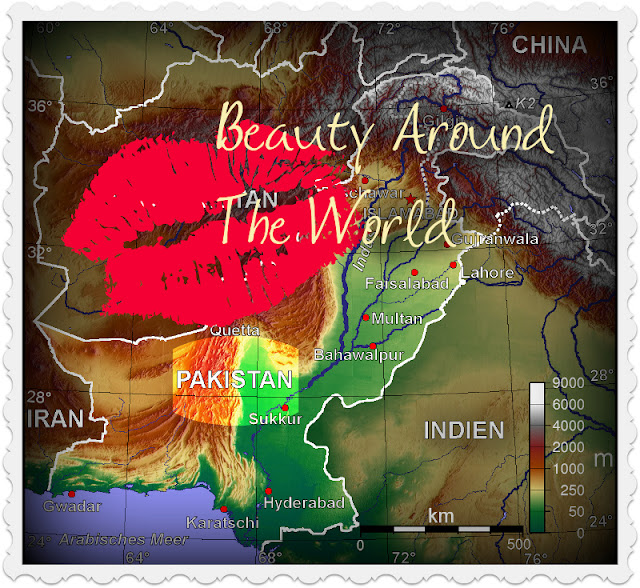 Beauty Around The World: Pakistan