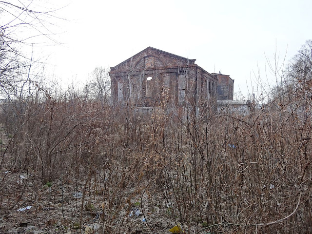 Kompleks młyński Michla przy ulicy Objazdowej