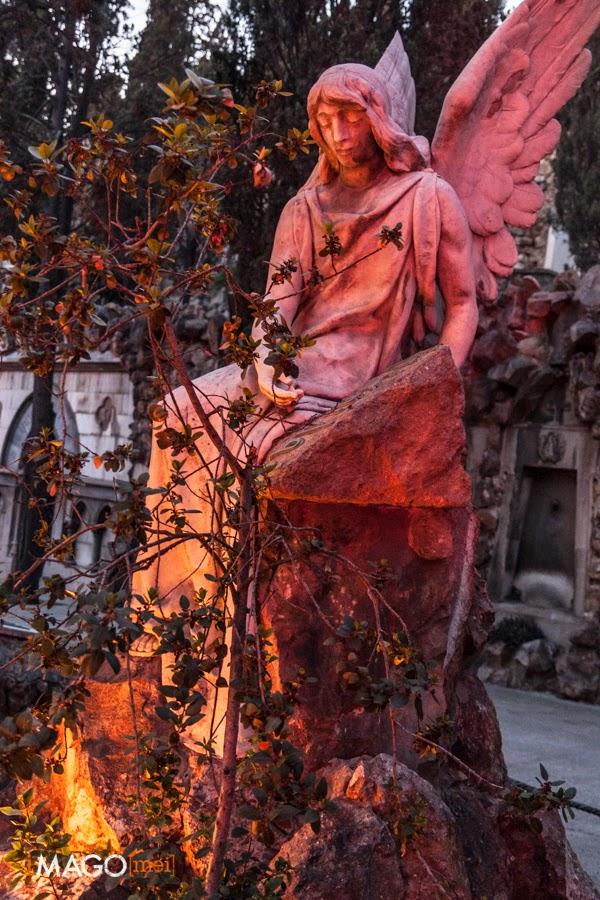 Cementiri de Montjuic, Barcelona