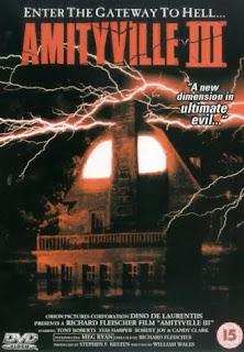 Amityville III Cover