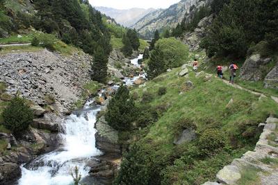 La Vall de Núria in Catalonia