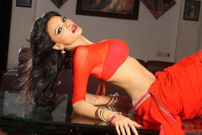 Sherlyn Chopra Hot HD Wallpaper free