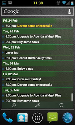 Agenda Widget Plus apk