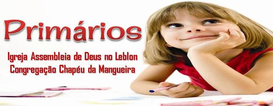 Primários - Cong Chapéu da Mangueira