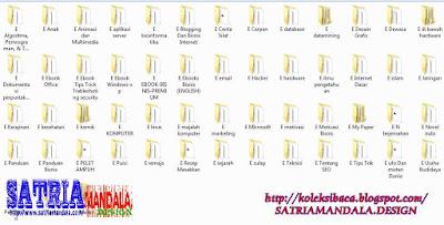 Daftar Isi Folder Paket Dvd / Vcd