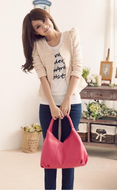Model Kaos Wanita Korea Terbaru 2014 | trend busana 2014