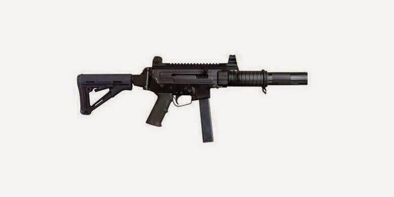 Pindad PM-2, Pistol Mitraliur Indonesia Bersentuhan Senapan Serbu