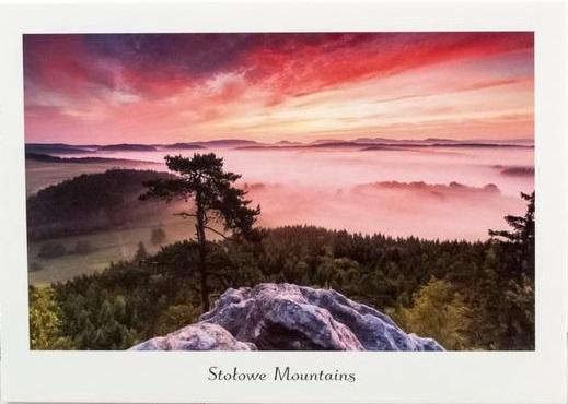 Tym razem Polska - Sunrise in Stołowe Mountains